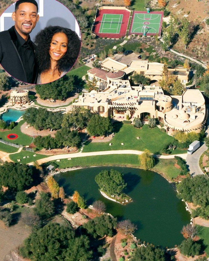Celebrity Houses Part - 37: 1391823424_fp_celebrity_houses_fp_66_1_will-smith-jada-pinkett-smith-zoom