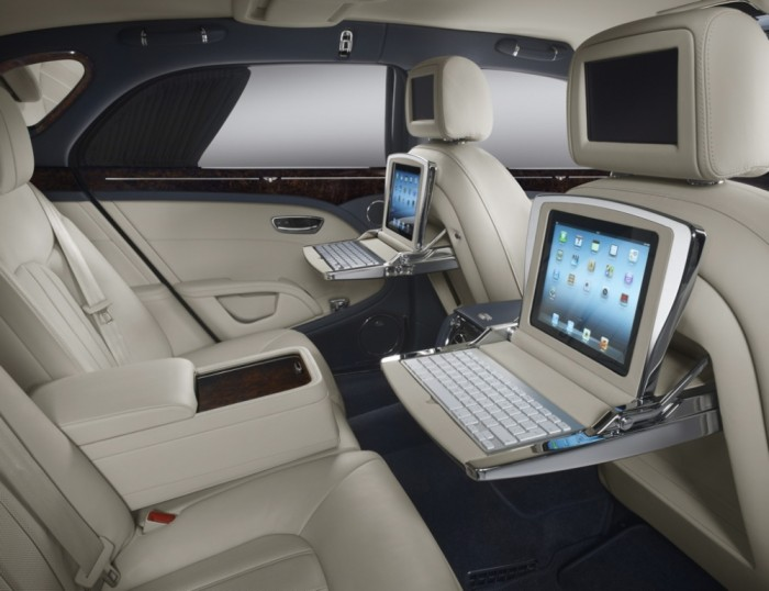 2014-Bentley-Mulsanne-iPad