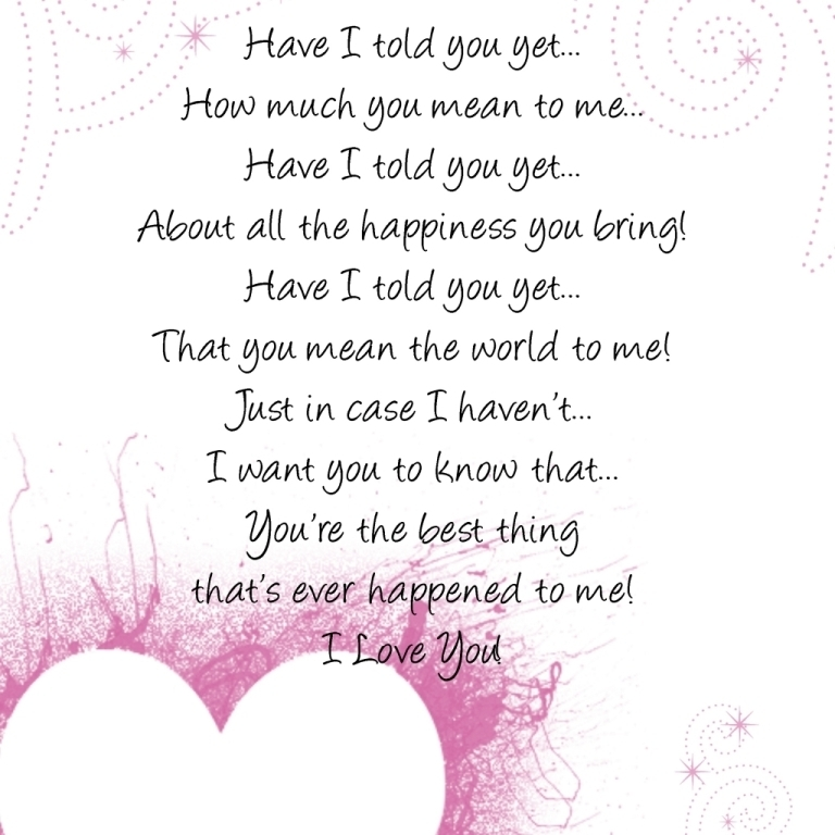 Awesome-love-poem