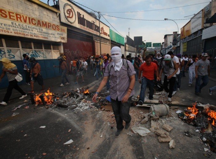 Caracas, Venezuela Venezuela-Election-Pr_Horo
