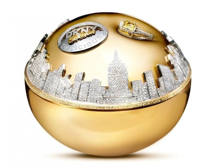 DKNY-Golden-Delicious-Perfume million dollars