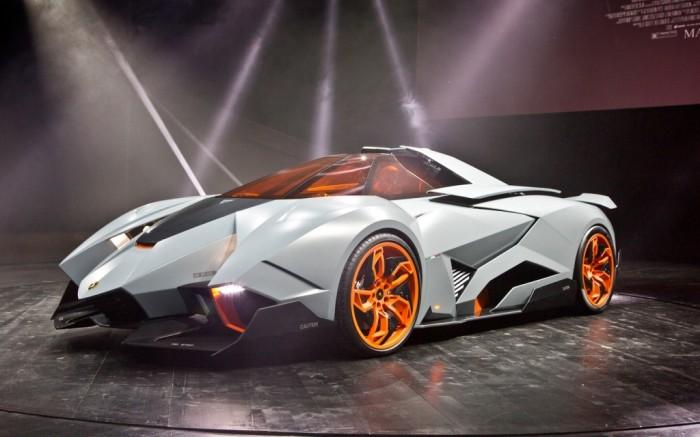 Lamborghini-Egoista-Concept-front-three-quarters