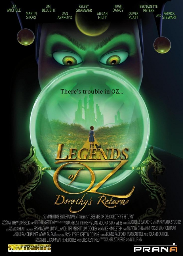 Legends of Oz Dorothy's Return-legends-of-oz--dorothy