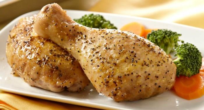 Lemon Pepper Baked Chicken