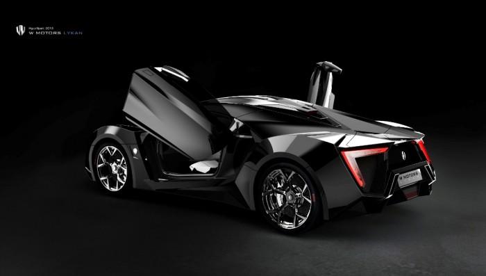 Lykan-HyperSport-2013_Black-Edition-OpenDoor-back