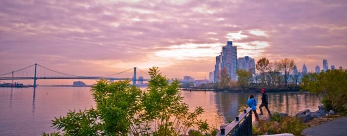 Philadelphia, Pennsylvania penn-treaty-park-sunset-philadelphia-1400vp
