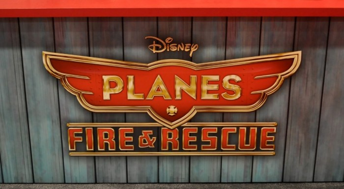 Planes Fire & Rescue (2014) Wallpaper HD Wallpaper