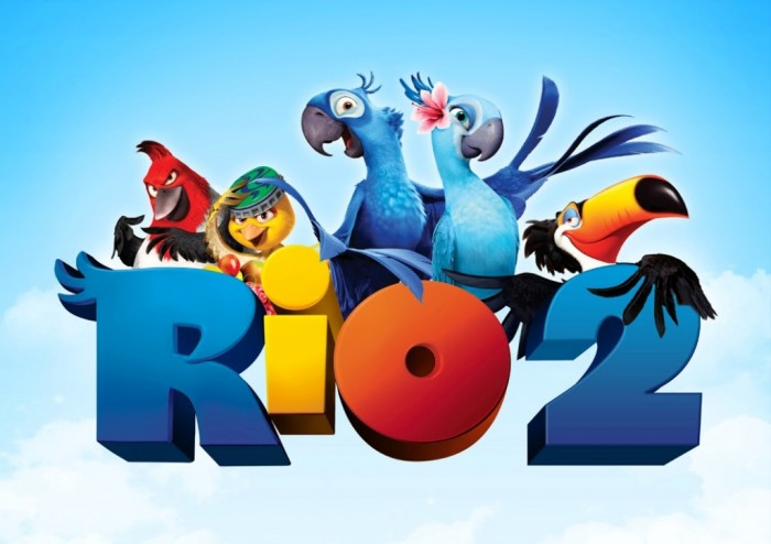 Rio 2  Top 10 Movies of 2014 for Kids