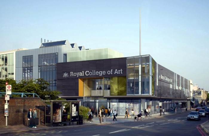 Royal College of Art (RCArca_building_ht030309_2
