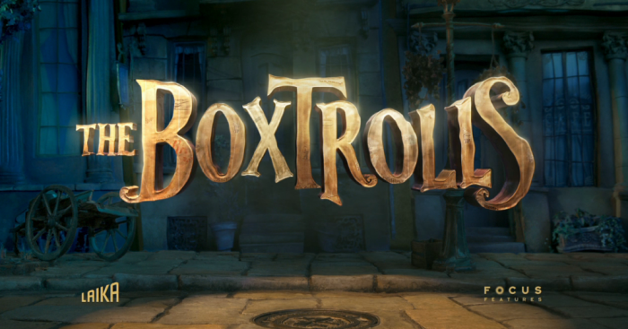 The BoxTrolls Title  Top 10 Movies of 2014 for Kids