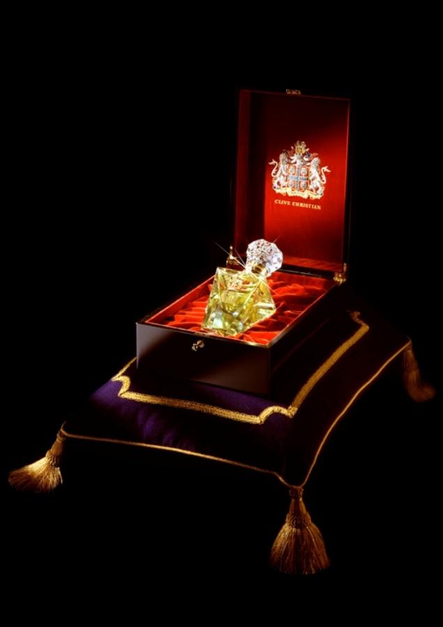 Клайв Кристиан-нет-1-духи-императорское-величество-издание-в коробке