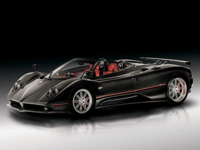 the-world's-most-expensive-car-Pagani-Zonda-Cinque-Roadster
