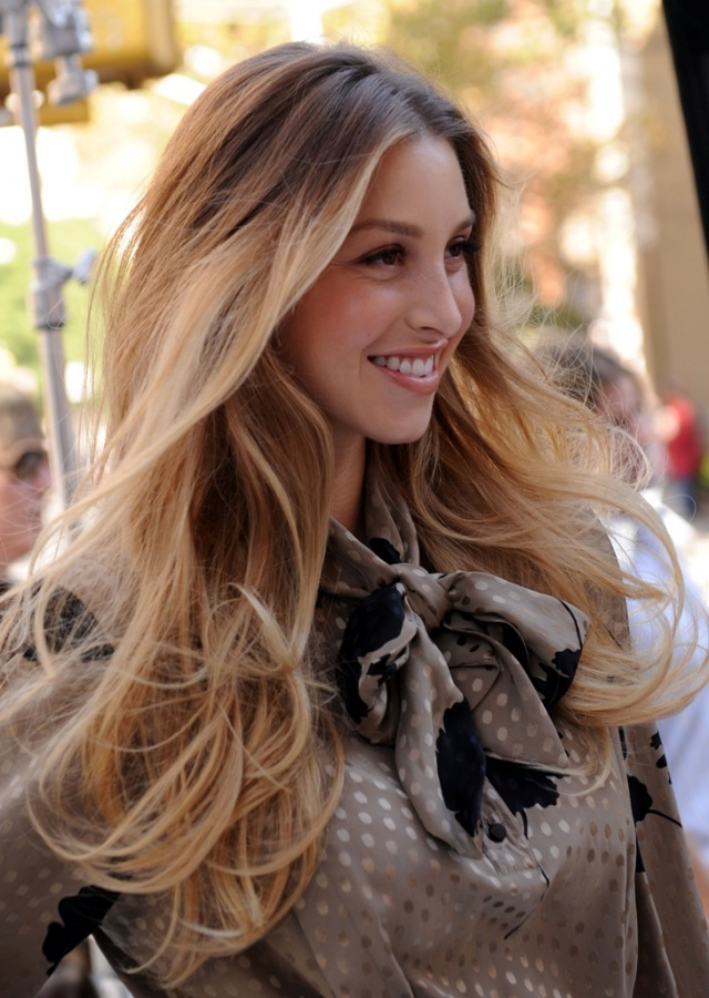 whitney-port-ombre-hair