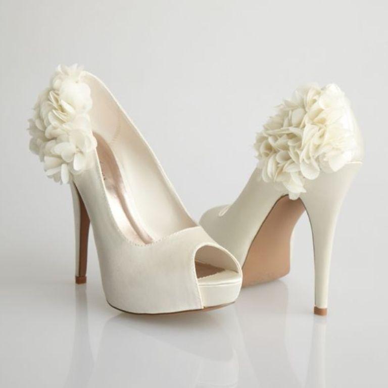 احدث احذية الزفاف 2014_ladys fashion_صنادل الزفاف (12)