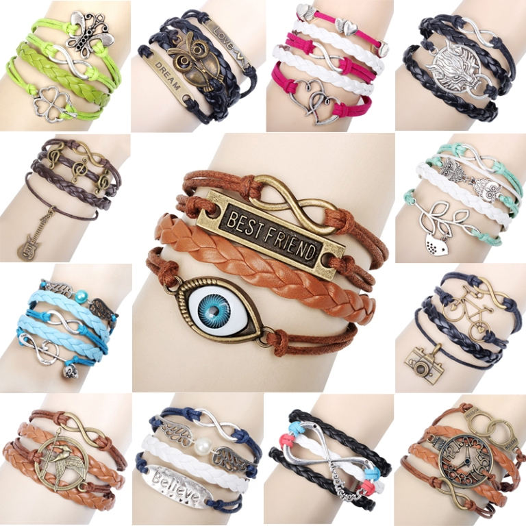 Photo of Top 10 Fascinating & Marvelous Handmade Bracelets for Women
