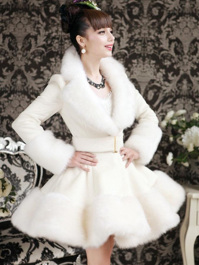 2014-Autumn-Winter-Fashion-Women-s-Overcoat-Artificial-Rabbit-Hair-Fox-Fur-Slim-Fur-Coat-Luxury