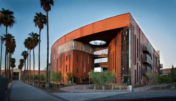 Arizona State University - Carey McCordHall-fromNorth