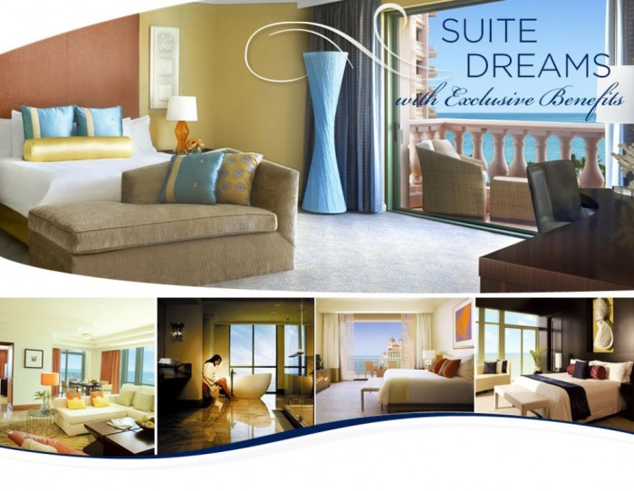 Atlantis Suite Dreams with Exclusive Benefits