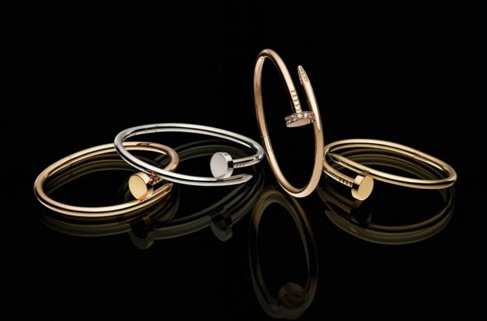 Cartier Juste un Clou Bracelet and Ring 1