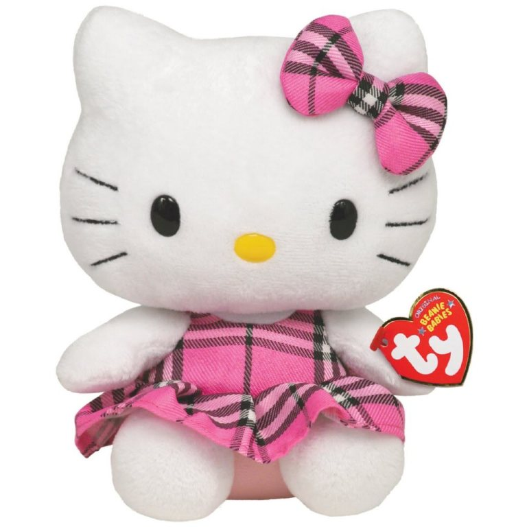 Popular Hello Kitty Toys : Top most valuable beanie babies