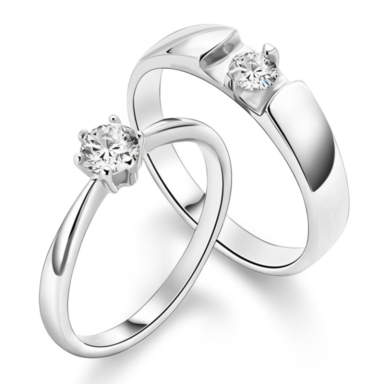 Couple-925-Sterling-Silver-Mens-Ladies-Promise-Ring-Wedding-Bands-Matching-Set_4140_1