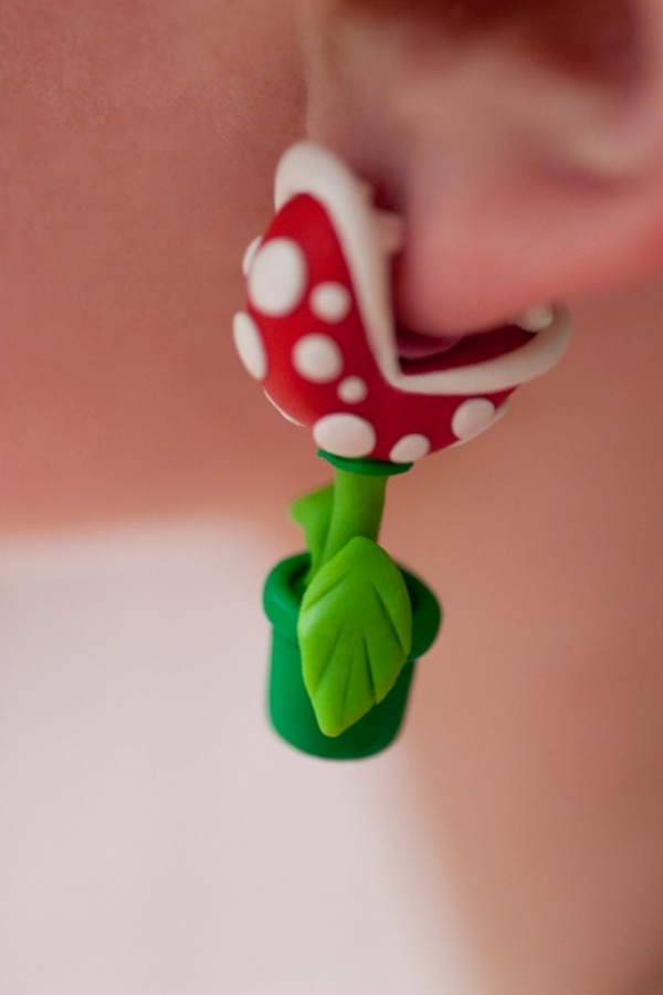 top 10 most unusual womens earrings in the world