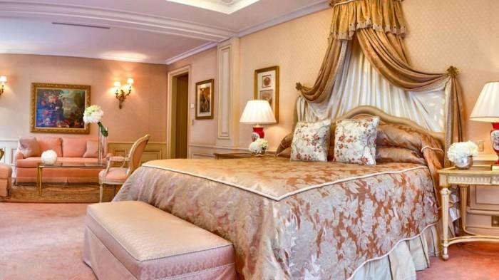 Four Seasons Hotel George V in Paris, France .