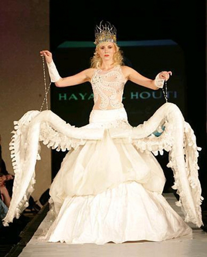 Funny-Octopus-Wedding-Dress
