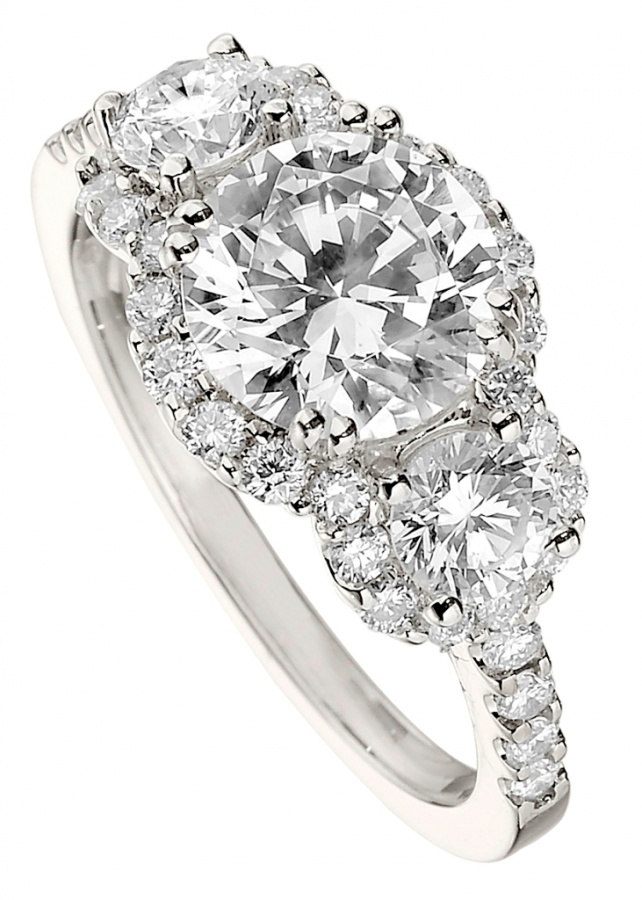 Gottlieb and Sons Engagement Ring Style 27998 copy