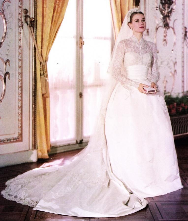 Grace Kelly's Helen Rose Gown
