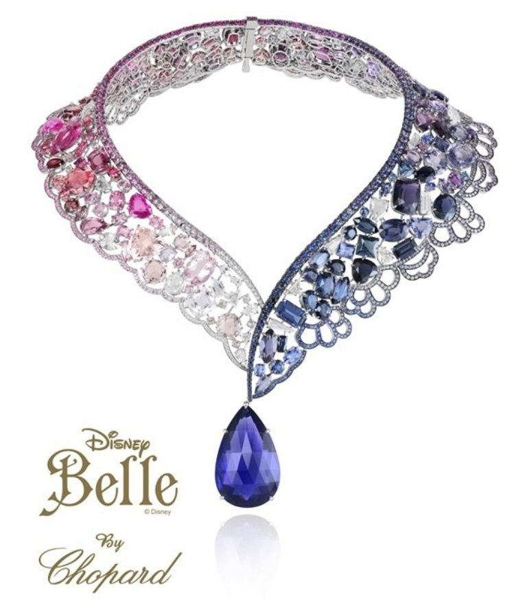 Harrods-Disney-Jewelry-Collection-by-Chopard-Belle