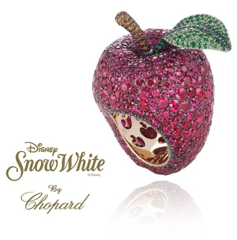 Harrods-Disney-Jewelry-Collection-by-Chopard-Snow-White