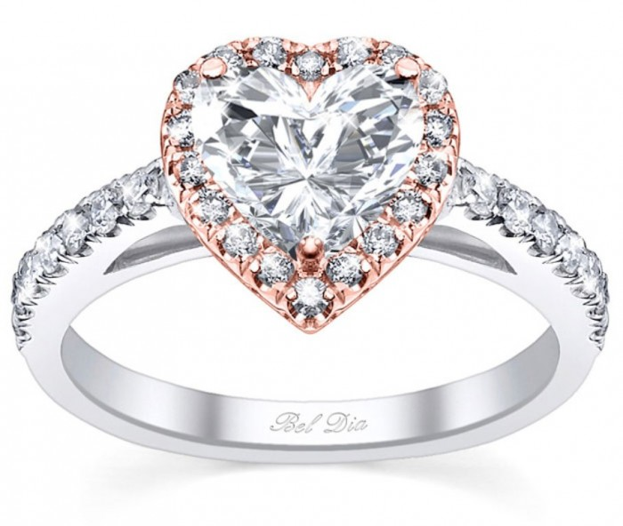Heart-Shaped-Halo-Engagement-Rings-Rose-Gold