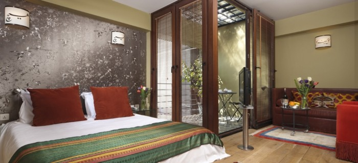 Hotel Ibrahim Pasha.