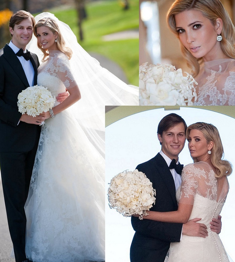 Ivanka Trump Wedding Images Reverse Search