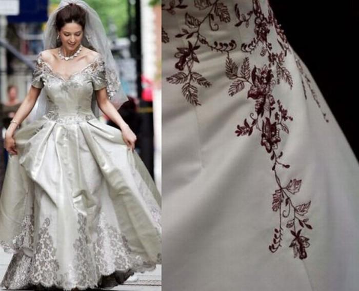 Mauro Adami wedding dress