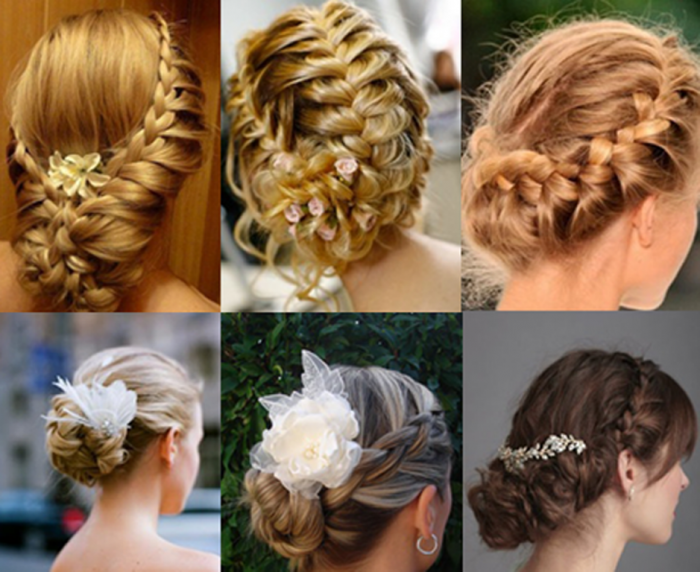 Hairstyle Bridal Juda Images : New best bridal hair style hairstyles for at a wedding
