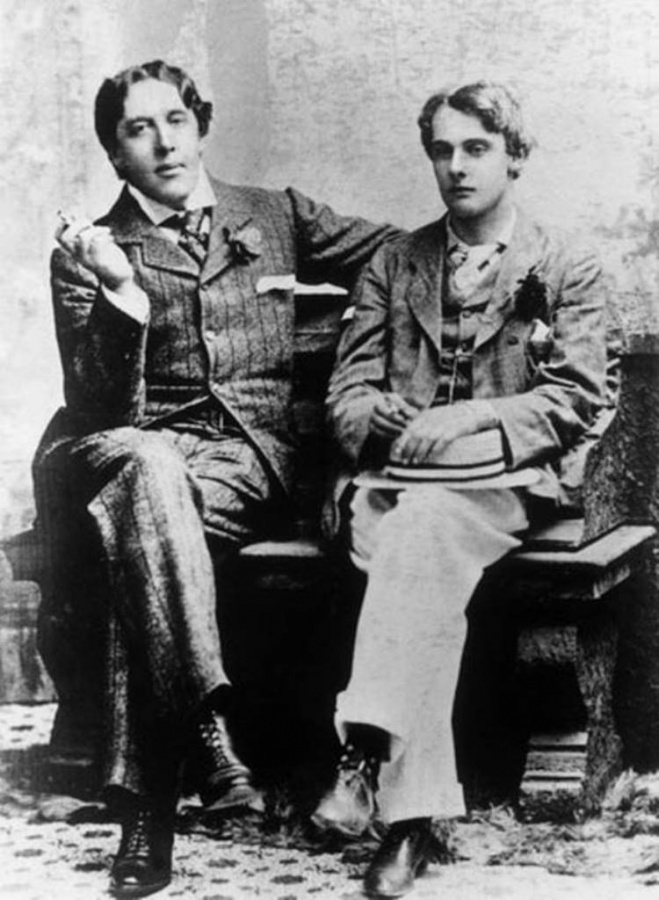 Oscar+Wilde+and+Lord+Alfred+Douglas
