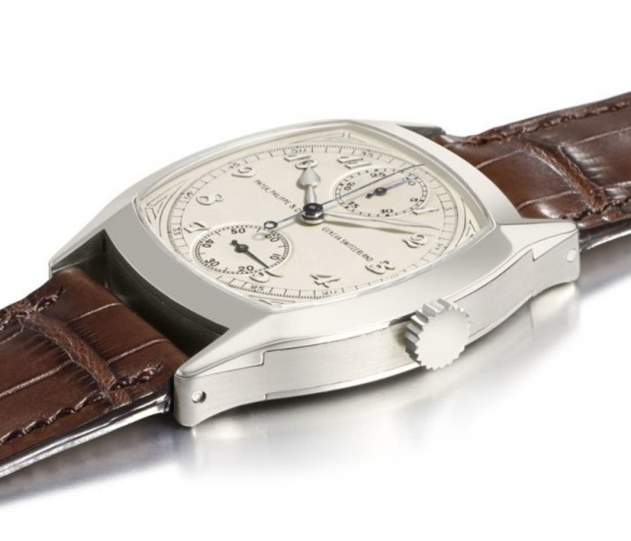 Patek Philippe 1928 Single-Button Chronograph Watch .