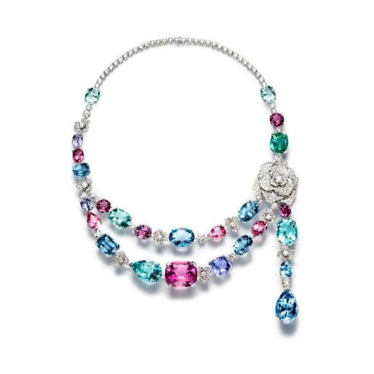 Piaget-Rose-High-Jewellery-Pieces-Limelight-Garden-Party-Necklace-2012