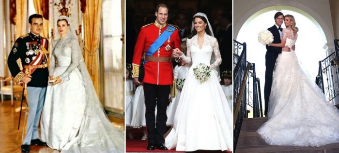 Top 10 Best Celebrity Wedding Dresses