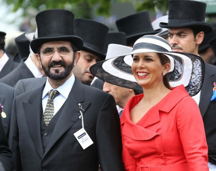 & Princess Haya