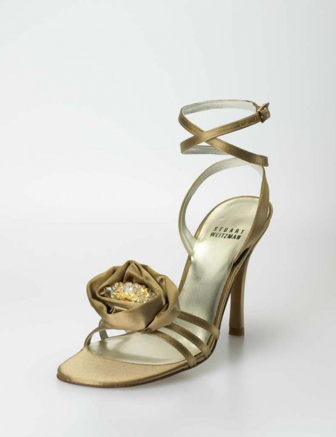 """Stuart Weitzman's """"Marilyn Monroe"""" Shoes"""