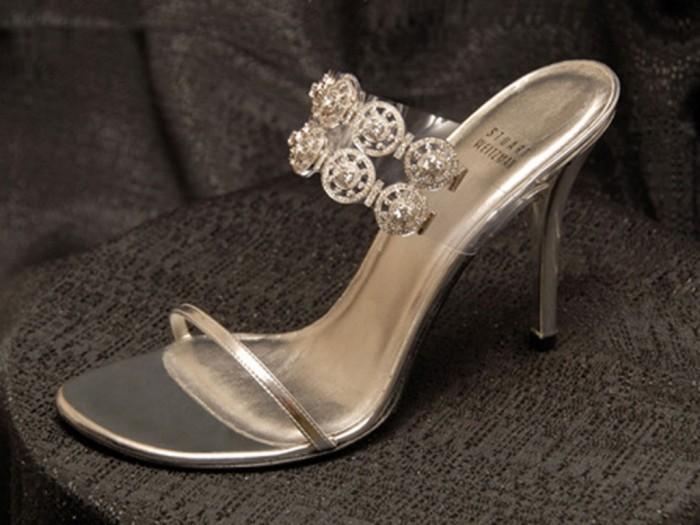 Stuart Weitzman Diamond Dream Stilettos