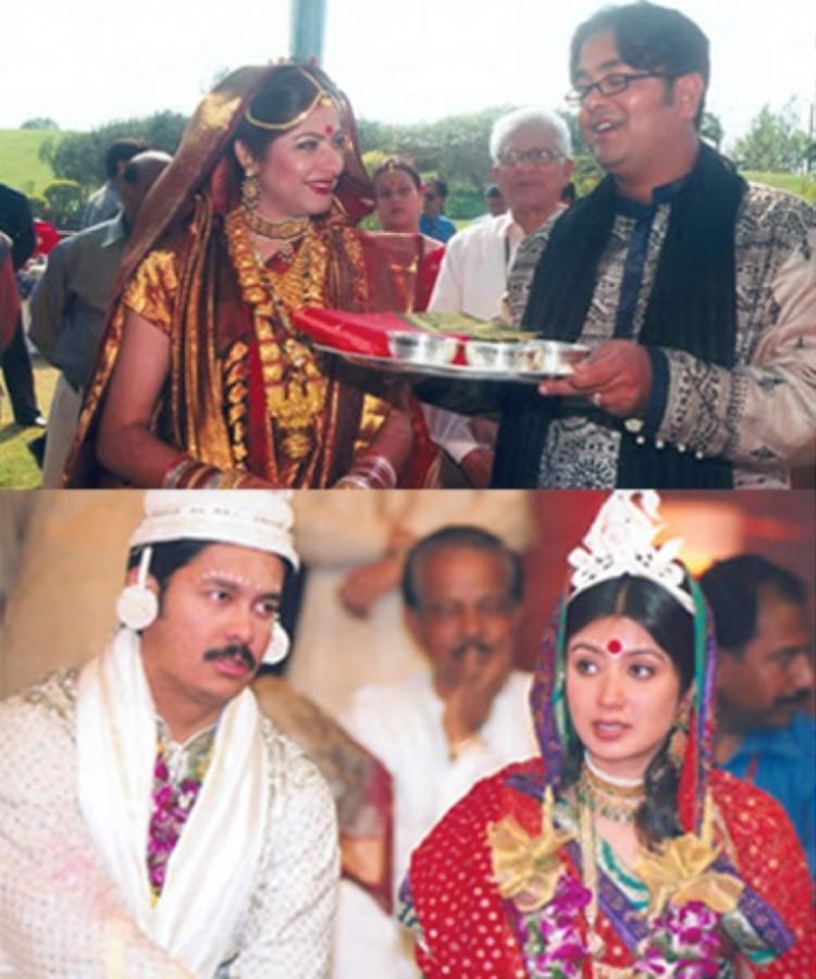 Sushanto Roy & Richa Roy