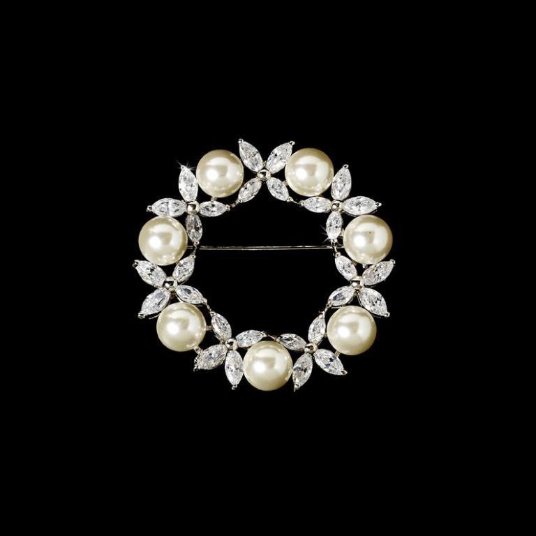 WFDBrooch-2502_Brooch_2502_Silver_White_Pearl_0