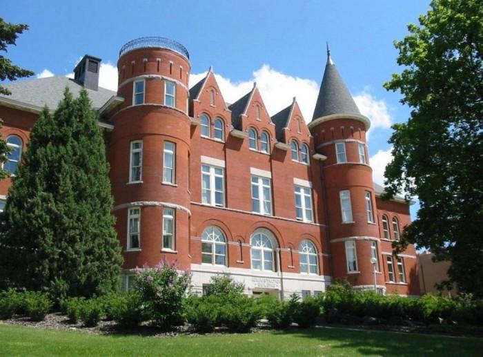 Washington State University WSU_Thompson_hall