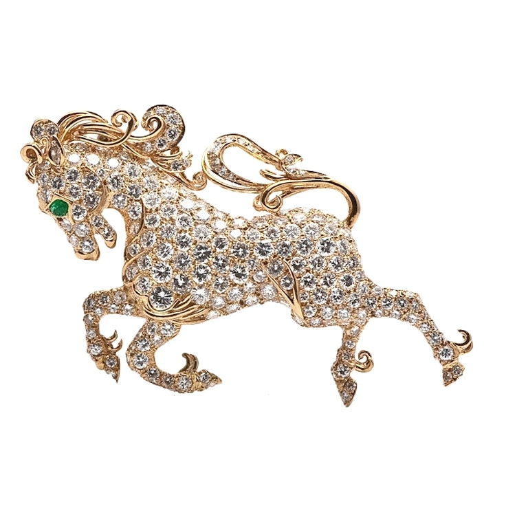 Photo of Top 10 Catchy Diamond Brooches