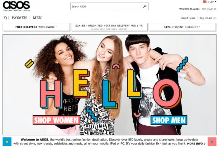 افضل المواقع العالمية للتسوق