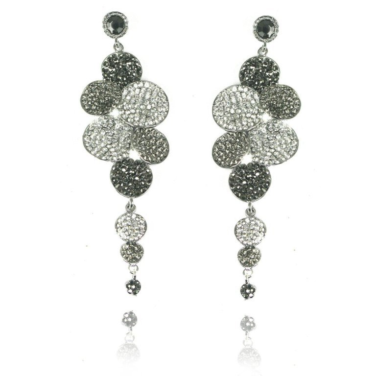 black-diamond-crystal-bubble-dangly-earrings